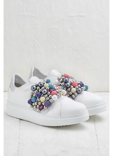 Sneaker Ayakkabı-Elle